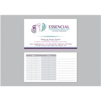 Essencial - clinica de fisioterapia, Logo e Identidade, Saúde & Nutrição