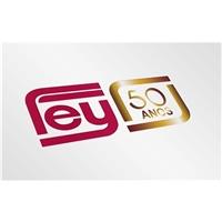 FEY, Logo e Identidade, Metal & Energia