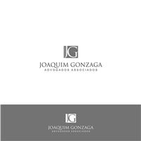 Joaquim Gonzaga - Advogados Associados, Logo e Identidade, Advocacia e Direito