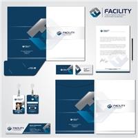 FACILITY, Logo e Identidade, Contabilidade & Finanças