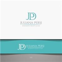 JULIANA PERSI DERMOPIGMENTAÇÃO, Logo e Identidade, Beleza