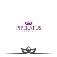 PIPERATUS Sexshop, Logo e Identidade, Roupas, Jóias & Assessorios