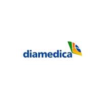 DIAMEDICA, Logo e Identidade, Saúde & Nutrição