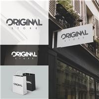 Original Store +, Logo e Identidade, Roupas, Jóias & Assessorios