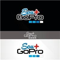 Sou + GoPro , Logo e Identidade, Fotografia