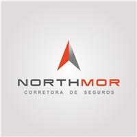 NORTHMOR CORRETORA DE SEGUROS, Logo e Identidade, Segurança & Vigilância