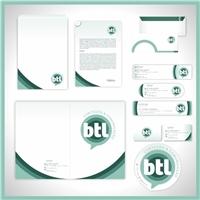 BTL Conteúdo e Comunicação, Logo e Identidade, Marketing & Comunicação