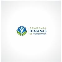 Academia Dinamis de Homeopatia, Logo e Identidade, Educação & Cursos