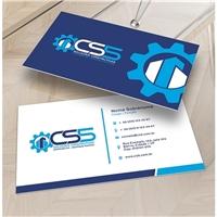 CS5, Logo e Identidade, Construção & Engenharia