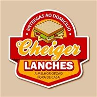 Cheiger Lanches, Logo e Identidade, Alimentos & Bebidas
