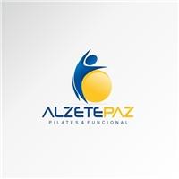 ALZETE PAZ, Logo e Identidade, Saúde & Nutrição