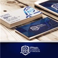 Rota 101 Climatização de Veiculos Ltda, Logo e Identidade, Automotivo