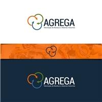 Agrega Valorização de Resíduos e Materiais Industriais , Logo e Identidade, Tecnologia & Ciencias