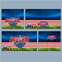 American Way, Peças Gráficas e Publicidade, Alimentos & Bebidas