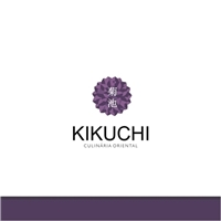 KIKUCHI, Logo e Identidade, Alimentos & Bebidas