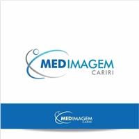 MEDIMAGEM CARIRI, Logo e Identidade, Saúde & Nutrição