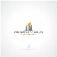 Queiroz e Rodrigues , Logo e Identidade, Construção & Engenharia