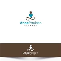 Anne Paulsen Pilates, Logo e Identidade, Saúde & Nutrição