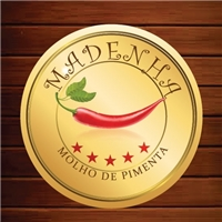 Madenha, molho de pimenta, Logo e Identidade, Alimentos & Bebidas