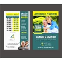 Absolut Financeira, Peças Gráficas e Publicidade, Contabilidade & Finanças