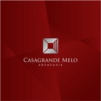CASAGRANDE MELO ADVOCACIA, Logo e Identidade, Advocacia e Direito