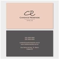 Ateliê Candice Resende, Logo e Identidade, Artes, Música & Entretenimento
