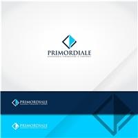 Primordiale Assessoria Financeira e Contábil, Logo e Identidade, Contabilidade & Finanças