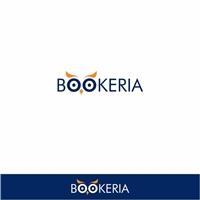 BOOKERIA , Logo e Identidade, Somos um e-commerce de varejo de livros, quadrinhos, cd´s, dvd´s etc. Mais ou menos como a livraria cultura etc. Temos no nosso portfólio, 200.000 mil títulos de livros.