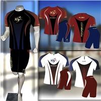 KS Performance, Vestuário, Saúde & Nutrição