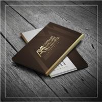 ANDRADE, MIRANDA & MANSUR ADVOCACIA, Logo e Identidade, Advocacia e Direito