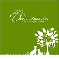 Médica  Veterinária Daniela Ruzzarin, Logo e Identidade, Animais