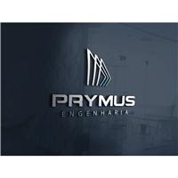 Prymus Engenharia, Logo e Identidade, Construção & Engenharia