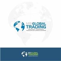 MB GLOBAL TRADING, Logo e Identidade, Consultoria de Negócios