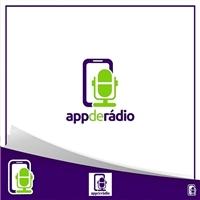 App de Rádio, Logo e Identidade, Tecnologia & Ciencias