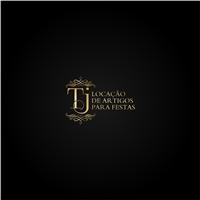 TJ: locação de artigos para festas. , Logo e Identidade, Artes, Música & Entretenimento