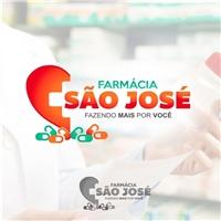 Farmácia São José, Logo e Identidade, Saúde & Nutrição