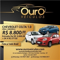 Ouro Veiculos, Marketing Digital, Automotivo