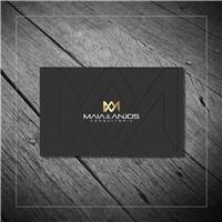 Maia & Anjos Consultoria, Logo e Identidade, Consultoria de Negócios