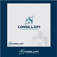 Consillium - Consultoria em Engenharia, Logo e Identidade, Construção & Engenharia