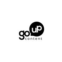 Go Up Content, Logo e Identidade, Marketing & Comunicação