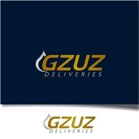 GZUZ DELIVERY, Logo e Identidade, Logística, Entrega & Armazenamento