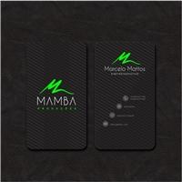 Mamba Produções, Logo e Identidade, Fotografia