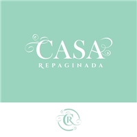 CASA REPAGINADA, Logo e Identidade, Decoração & Mobília