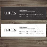 Imdex Arquitetura e Construção, Logo e Identidade, Arquitetura