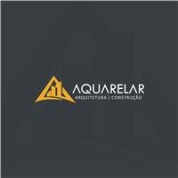 AQUARELAR | ARQUITETURA E CONSTRUÇÃO, Logo e Identidade, Arquitetura