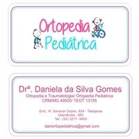 Ortopedia Pediátrica, Logo e Identidade, Saúde & Nutrição