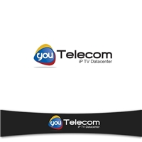 You Telecom iP TV Datacenter , Logo e Identidade, Computador & Internet
