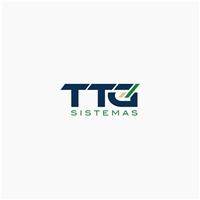 TTG Sistemas, Logo e Identidade, Computador & Internet