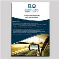 Elo Consultoria e Associados, Peças Gráficas e Publicidade, Consultoria de Negócios