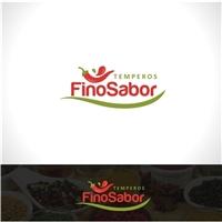 Temperos Fino Sabor, Logo e Identidade, Alimentos & Bebidas